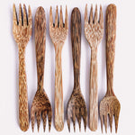 Load image into Gallery viewer, Coconut Fork by Sasak Market