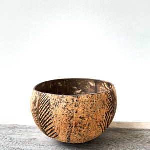 Coconut Bowl - Palm - Sasak Market