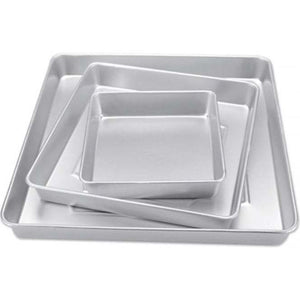 "CV BAKING PAN SQUARE (5""-9"")"