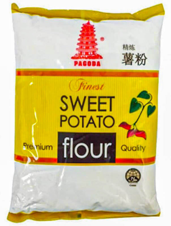 PAGODA SWEET POTATO FLOUR 500G