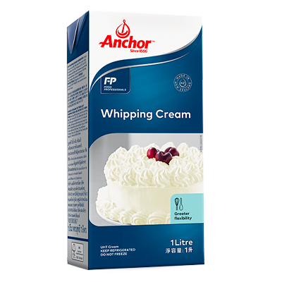 ANCHOR WHIPPING CREAM 1L - Bake With Yen