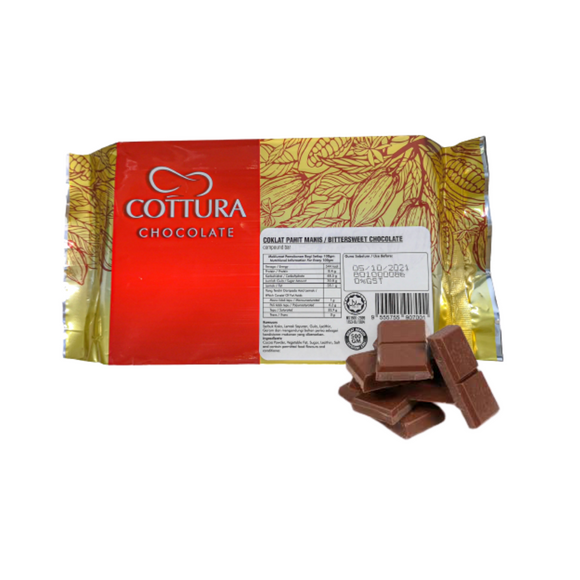 COTTURA COMPOUND BAR (BITTER SWEET)