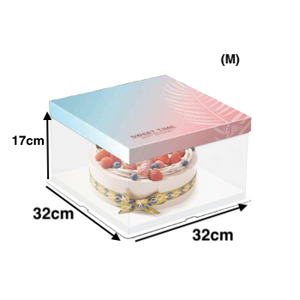 CAKE BOX (SWEET TIME)