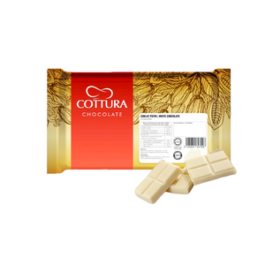 BWY COTTURA CHOCOLATE COMPOUND BAR (WHTE)