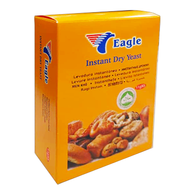 EAGLE INSTANT YEAST 11G 5PCS