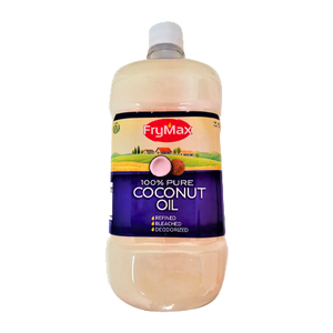 FRYMAX 100% PURE COCONUT OIL 1L - Bake With Yen