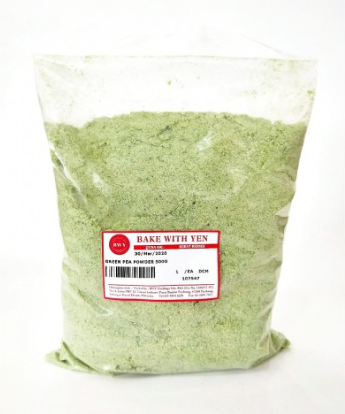 GREEN PEA GROUND 500G