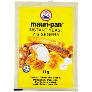 Mauripan Instant Yeast 11G