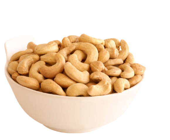 CASHEWNUT ROASTED & SALTED INDIA 500G