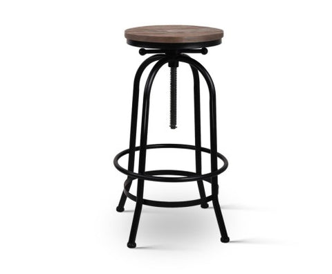Vintage Bar Stool - ANGUS