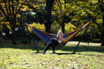 Hammock With Steel Stand Free Standing