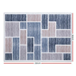 Artiss Floor Rugs 160 x 230 Area Rug Large Modern Carpet Soft Mat Short Pile