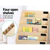 Artiss 5 Tier Kids Bookshelf - Wooden