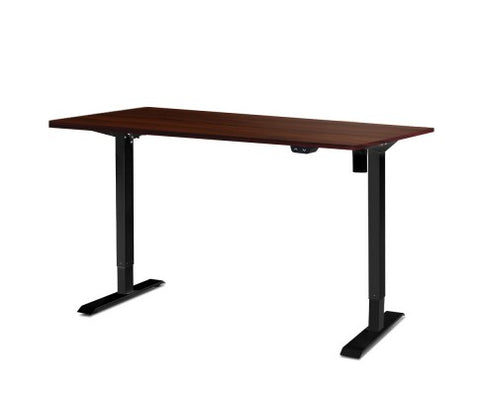 Electric Motorised Height Adjustable Standing Desk - 140cm