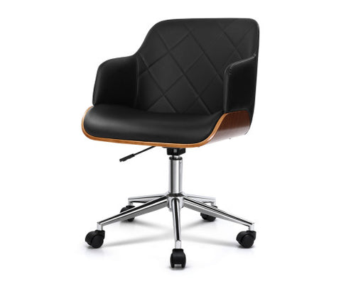 Artiss PORTIA Office Chair - Executive Black