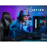 Artiss Office Gaming Chair -  Black Grey