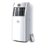 Devanti Portable Air Conditioner 4-In-1 Mobile Fan Cooler Dehumidifier 15000BTU