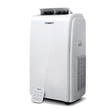 Devanti Portable Air Conditioner 4-In-1 Mobile Fan Cooler Dehumidifier 22000BTU