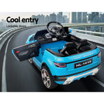 Rigo Kids Ride On Car - Blue RR Evoque Replica