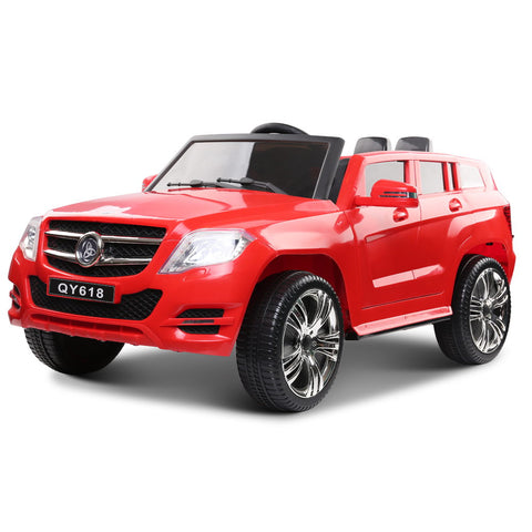 Rigo Kids Ride On Car - Red ML Replica