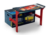Convertible Bench & Desk - Cars