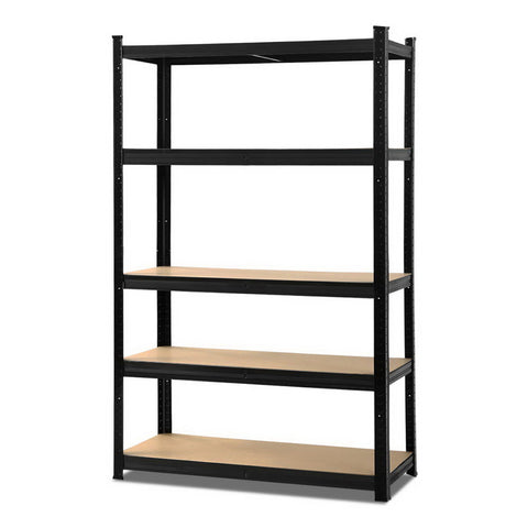 Giantz 0.9M 5 Tier Racking Storage Shelves
