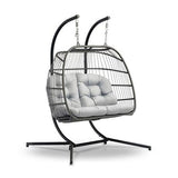 Hanging 2 Seater Egg Chair