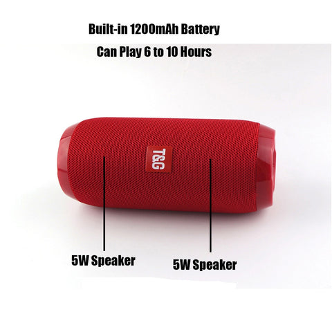 New Portable Portable Mini Wireless Speaker
