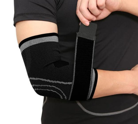 Elastic Bandage Elbow Support Protector