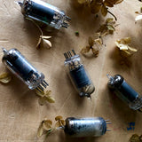 Vintage Industrial Vacuum Tubes, Set of 5 - Rush Creek Vintage