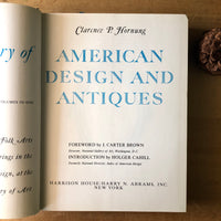 Treasury of American Design and Antiques Book (1986) - Rush Creek Vintage
