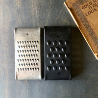 Vintage Wonder Shredder Food Grater, Set of 2 (c.1930s) - Rush Creek Vintage