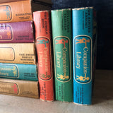 Companion Library Vintage Children's Books, Set of 12 (c.1963) - Rush Creek Vintage