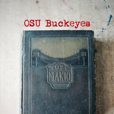 Antique Ohio State University Makio Yearbook (c.1921) - Rush Creek Vintage