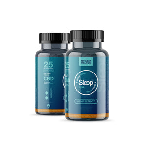 Coming Soon - PM - Max Sleep (CBD) Liquid Capsules - 30 Count