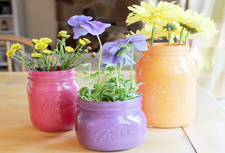 Glass Jar Fave DIY's