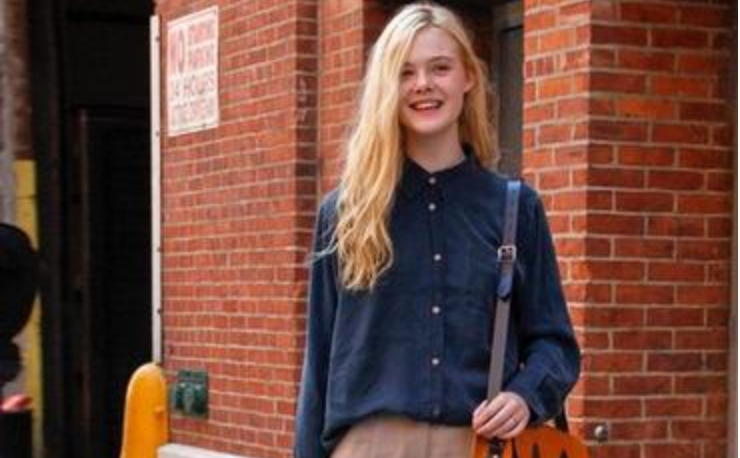 Elle Fanning Appreciation Club
