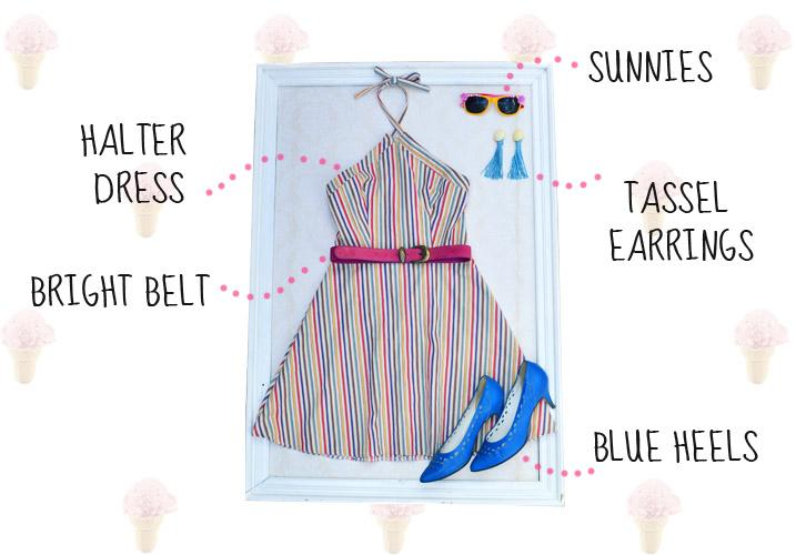 Ice Cream Dress Dreams