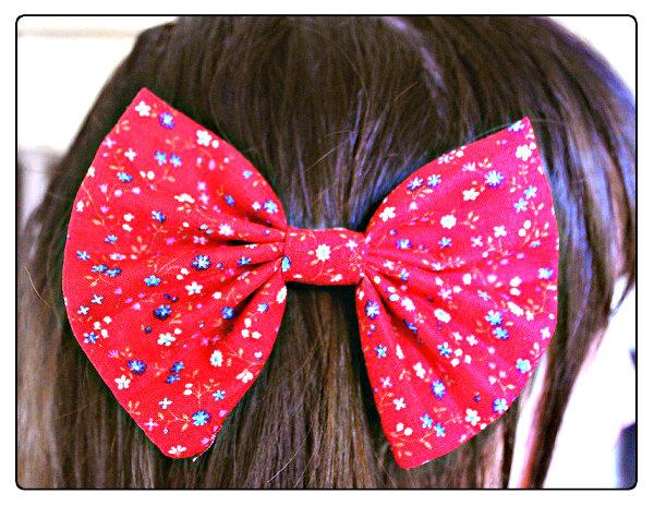 Valentine's Day Bow!