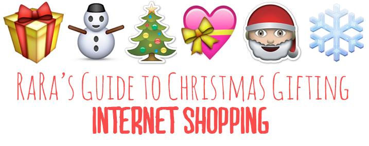 RaRa's Guide to Christmas Gifting: Online
