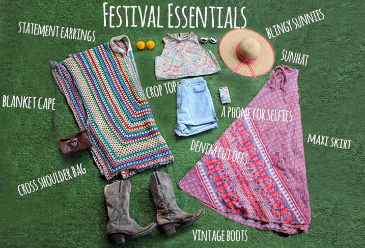 Ra Ra Top 10 Festival Essentials