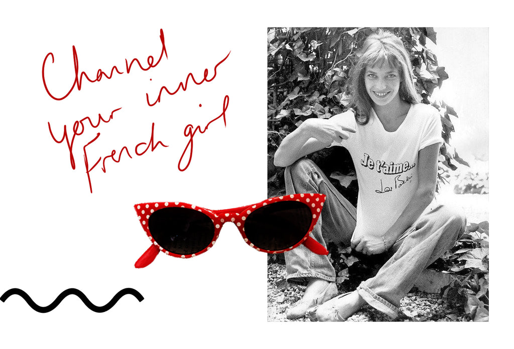 How to channel your inner French girl (part 1)