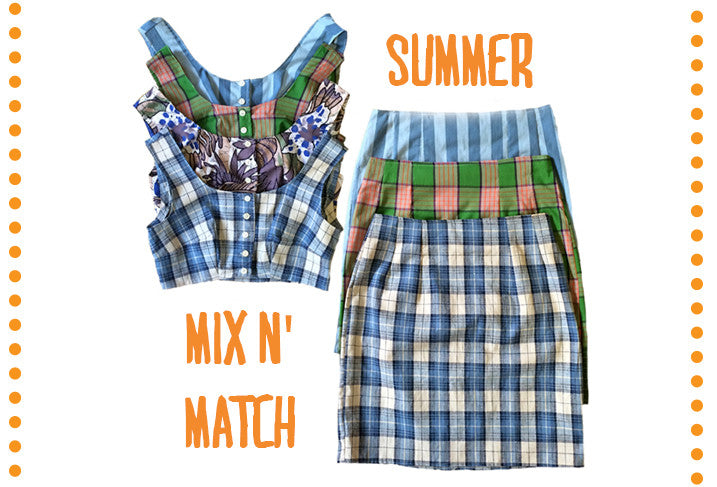 Summer Mix n' Match Sets