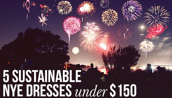 5 Sustainable New Years Eve Dresses Under $150