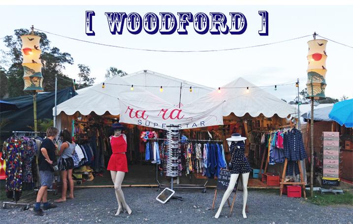 Ra Ra Superstar at Woodford