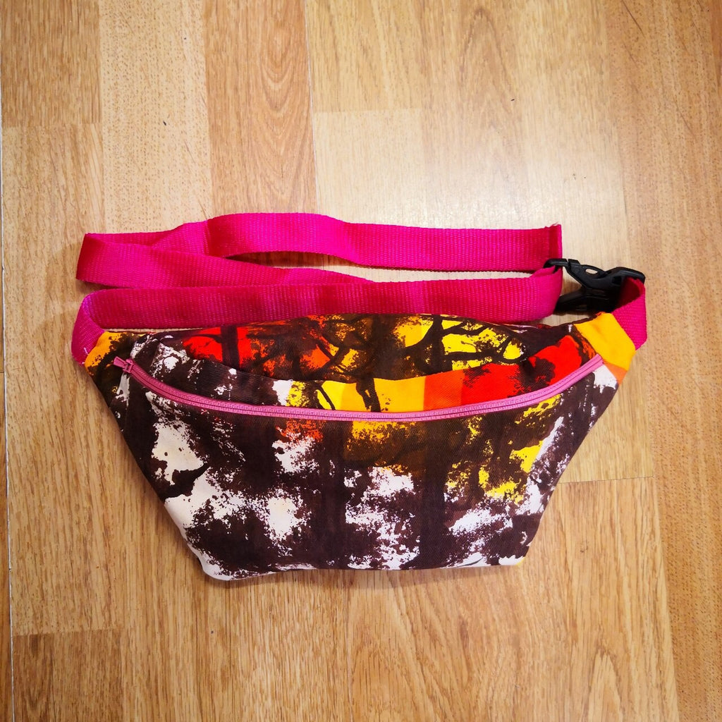 Funky Sunset Bum Bag