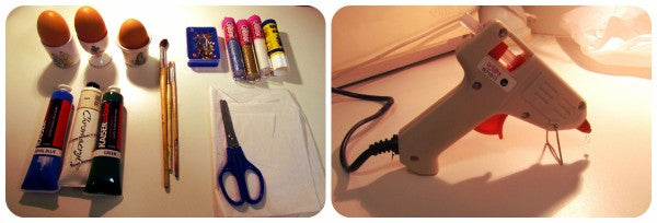 collage supplies