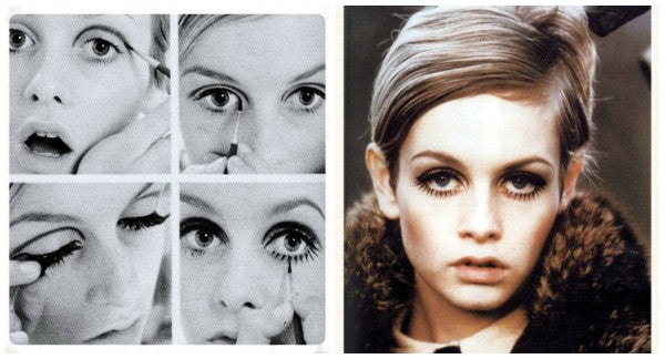 collage twiggy