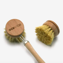 Load image into Gallery viewer, Wooden Dish Brush - Replacement Head