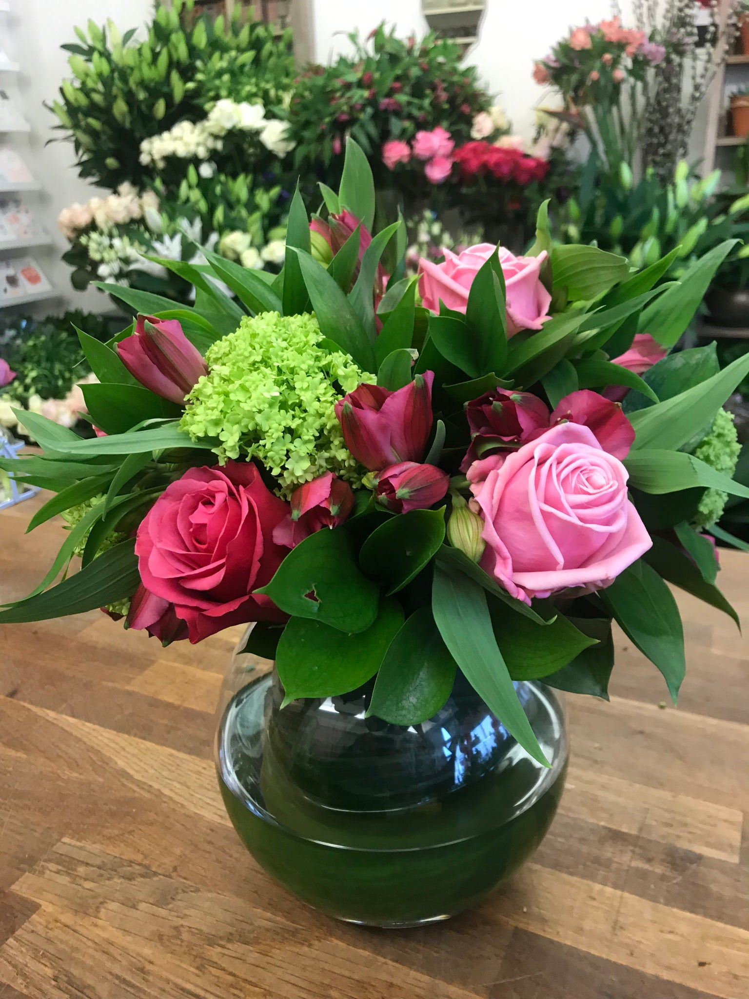 Corporate Flowers - Talk to our team for more information.